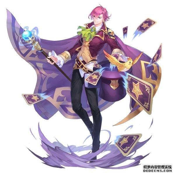 光影对决全新英雄登场 萝莉和魔术师配合食用更美味