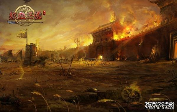 《热血三国》手游战场满分攻略 不看错过一个亿