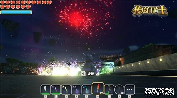 新年玩什么?《传送门骑士》最具年味的游戏系统
