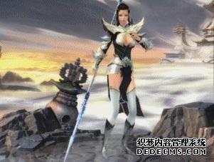 《刀剑斗神传》资料片定名唯武独尊 新职业首曝