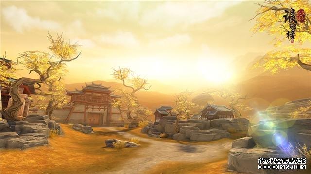 《琅琊榜:风起长林》手游尖端技术铸就匠心品质