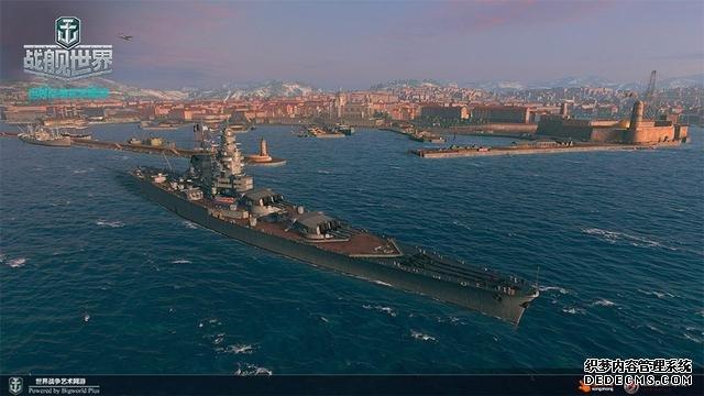 2月13日战舰世界联合红海行动新版本今日来袭